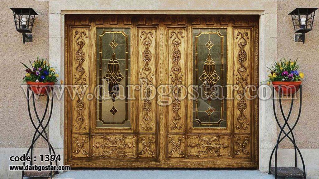 درب های تلفیقی درب گستر کد درب 1394