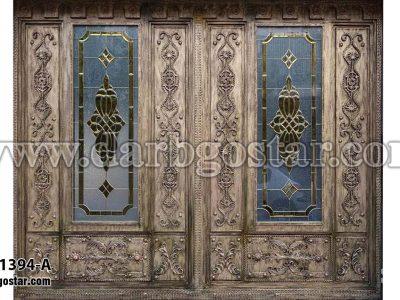 1394-A درب های تلفیقی درب گستر