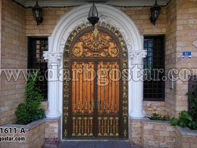 1611-A درب شیک درب ساختمان