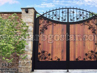 درب های خاص درب گستر - کد 5437