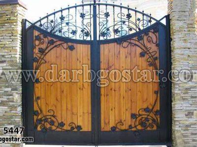 درب های مدرن درب گستر - کد 5447