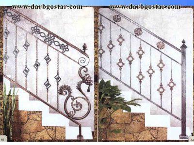 حفاظ راه پله کد9254