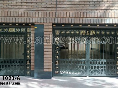 1023-A درب های ساختمان