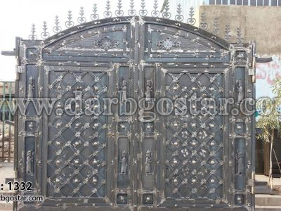 درب فرفورژه هخامنش کد درب 1332