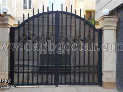 دروازه حیاط - کد درب 1425