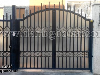 دروازه حیاط - کد درب 1426