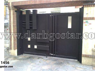 عکس درب مدرن کد 1456