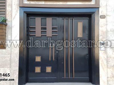 درب مدرن ساختمان کد 1465