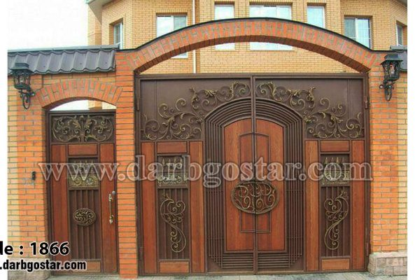 درب خاص درب زیبا کد درب 1866