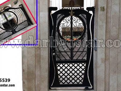 درب حیاط درب خاص کد درب 5539