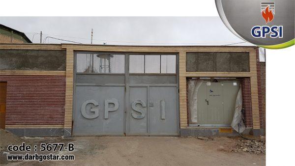 5677-B درب کارخانه قیران پخش