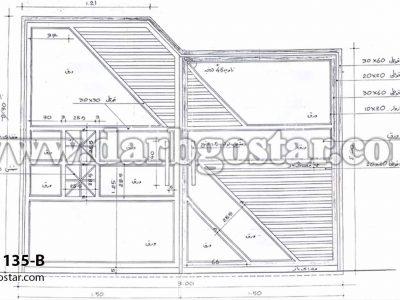 1135-B درب گستر طراح درب