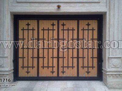 درب دست ساز و سفارشی کد درب 1716