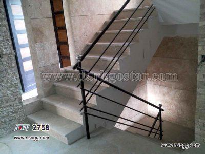 حفاظ راه پله کد 2758