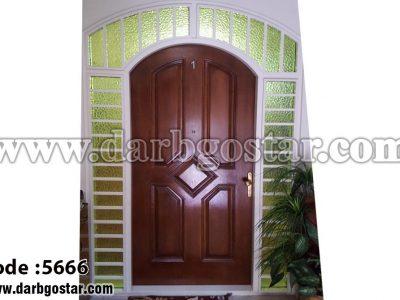 درب آپارتمان کد درب 5666