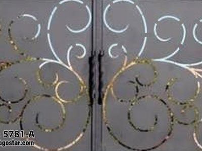 5781-A درب لیزری یا درب سی ان سی