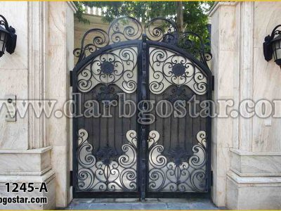 1245-A درب ورودی ساختمان