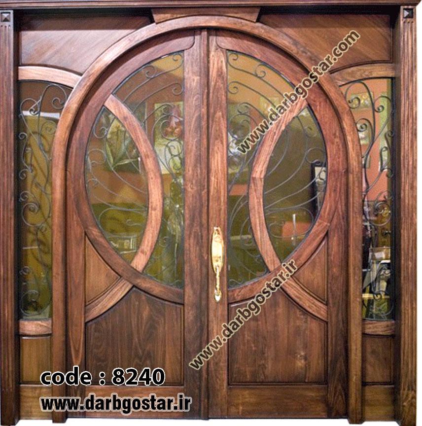 8240 درب ورودی ساختمان