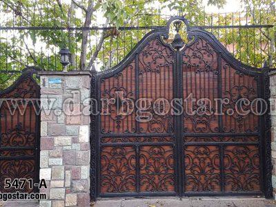5471-A درب باغ درب ویلا