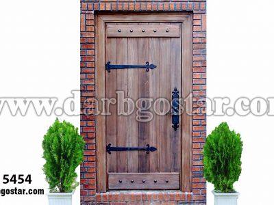 درب ورودی ساختمان کد درب 5454