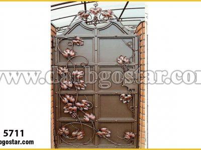 درب ورودی منزل درب کد 5711