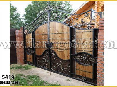 درب های ساختمان کد درب 5419