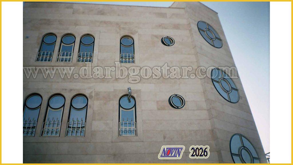 2026 پنجره گرد