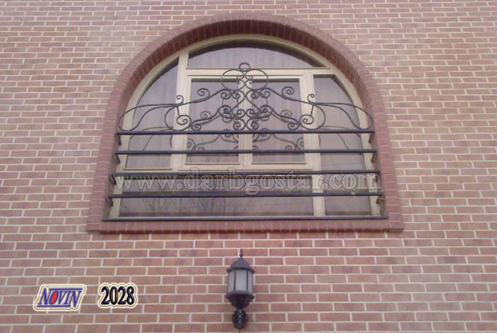 2028 ساخت پنجره فلزی