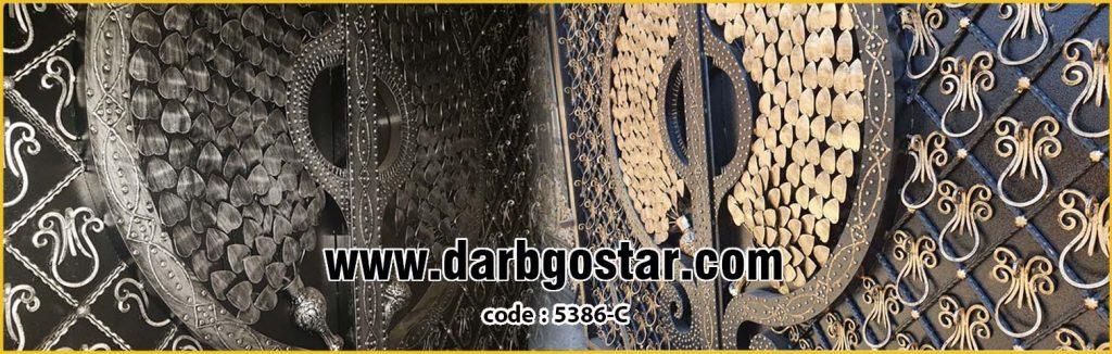 5386-C درب پرکار و لاکچری